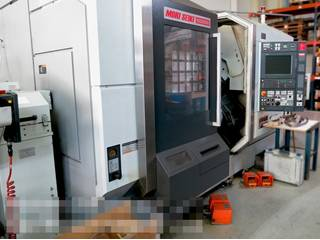 Lathe machine Mori Seiki NZ 2000 T3Y3-0