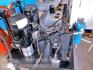Lathe machine Mori Seiki NZ 2000 T3Y3-1