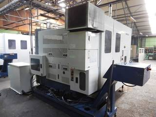 Milling machine Mori Seiki SH 500-13