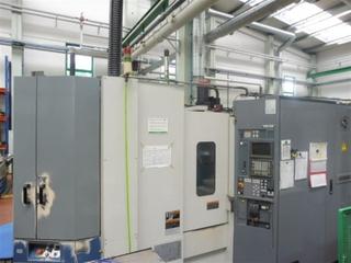 Milling machine Mori Seiki SH 500 / 40 3 pal, Y.  1998-2