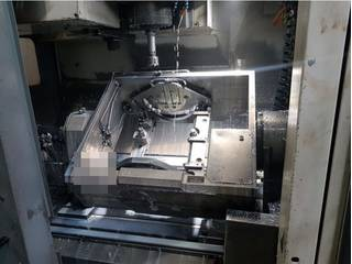 Milling machine Mori Seiki SV 500 B / 40, Y.  2000-2