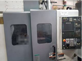 Milling machine Mori Seiki SV 500 B / 40, Y.  2000-3