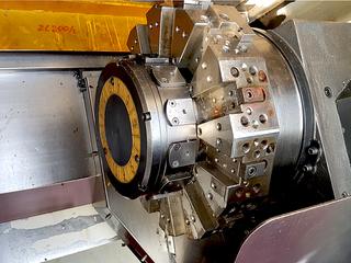 Lathe machine Mori Seiki ZL 150 SMC-1
