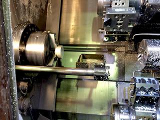 Lathe machine Mori Seiki ZL 250 SMC-2