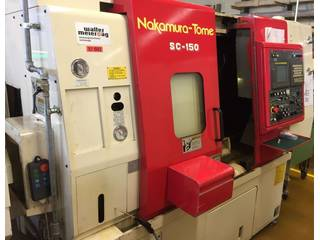 Lathe machine Nakamura - Tome SC 150-1