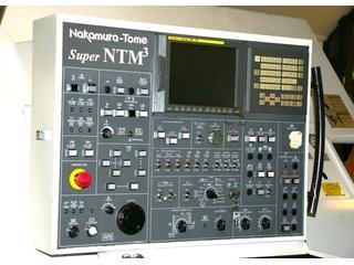 Lathe machine Nakamura Super NTM 3-5