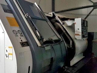 Lathe machine Nakamura Super NTM 3 Roboter-0