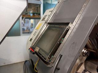 Lathe machine Nakamura Super NTM 3 Roboter-2