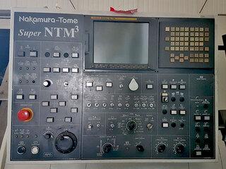 Lathe machine Nakamura Super NTM 3 Roboter-4