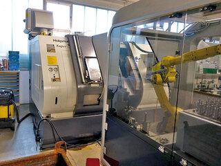 Lathe machine Nakamura Super NTM 3 Roboter-6