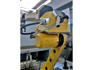 Lathe machine Nakamura Super NTM 3 Roboter-7