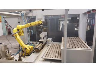 Lathe machine Nakamura Super NTM 3 Roboter-9