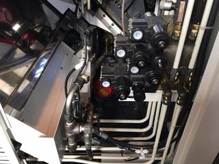 Lathe machine Nakamura Super NTM 3 3 Revolver/3 turrets-11