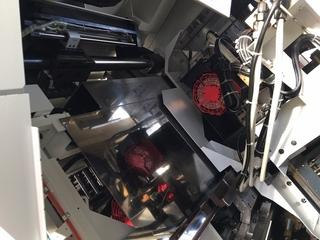 Lathe machine Nakamura Super NTM 3 3 Revolver/3 turrets-12