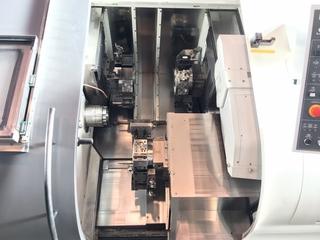 Lathe machine Nakamura Super NTM 3 3 Revolver/3 turrets-1