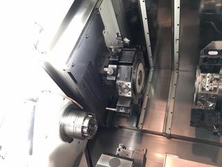 Lathe machine Nakamura Super NTM 3 3 Revolver/3 turrets-2