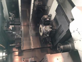 Lathe machine Nakamura Super NTM 3 3 Revolver/3 turrets-3