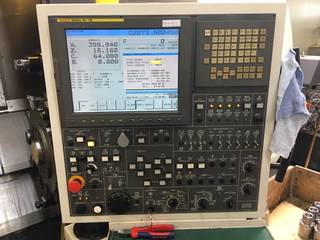 Lathe machine Nakamura Super NTX - S-3