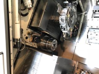Lathe machine Nakamura Tome Super NTY 3-2