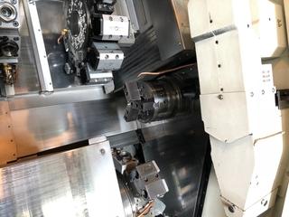 Lathe machine Nakamura Tome Super NTY 3-6