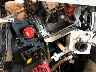 Lathe machine Nakamura Tome Super NTY 3-12
