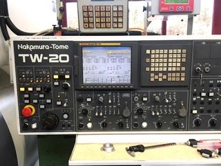 Lathe machine Nakamura TW 20 MMYY portal/gentry-2