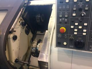 Lathe machine Nakamura Tome WT 150-1