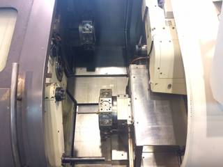 Lathe machine Nakamura Tome WT 150-2