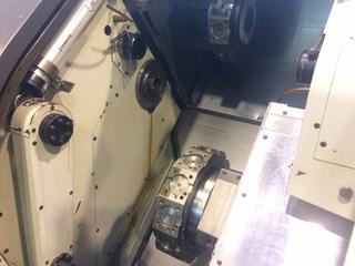 Lathe machine Nakamura Tome WT 150-4