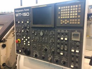 Lathe machine Nakamura Tome WT 150-6