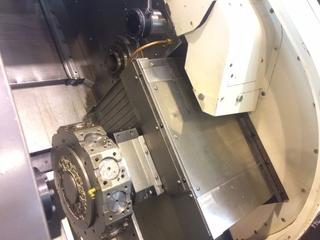 Lathe machine Nakamura Tome WT 150-9