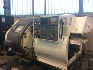 Lathe machine Nakamura Tome WT 150-13