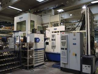 Niigata HN 130 B Boringmills-8
