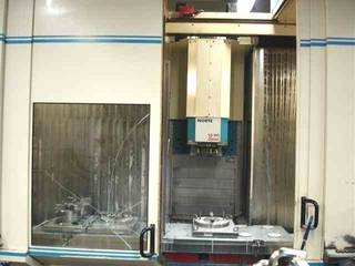 Milling machine Norte VS 500 Speed, Y.  1997-1