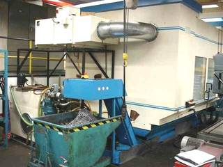 Milling machine Norte VS 500 Speed, Y.  1997-2