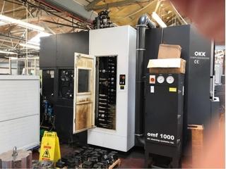 Milling machine OKK HP 500 S, Y.  2009-4