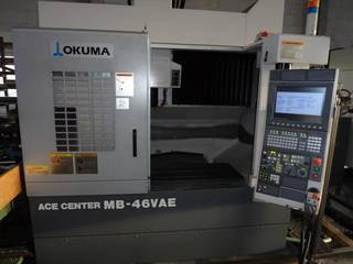 Milling machine Okuma MB 46 VAE-0