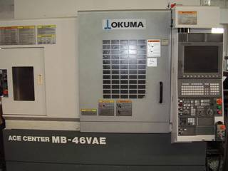 Milling machine Okuma MB 46 VAE-3