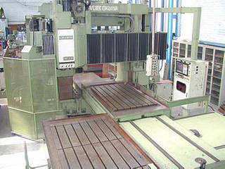 Okuma MCV 16A atc x 2000 Bed milling machine-0