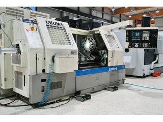 Lathe machine Okuma LB 15 II M 1000-5