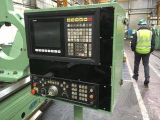 Lathe machine Okuma LH 1250 x 5000-4