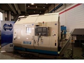 Lathe machine Okuma LU - 300MY - 2SC - 600-0