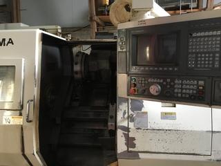 Lathe machine Okuma LU 15-1