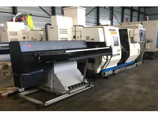 Lathe machine Okuma LU 15 MW-7