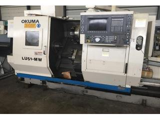 Lathe machine Okuma LU 15 MW-9