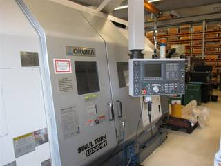 used Okuma LU 300  MY - 2SC 1000 [580966024]
