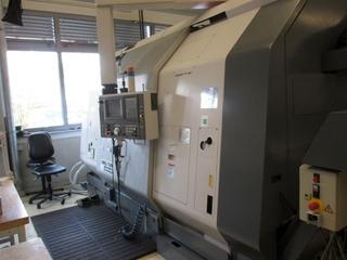 Lathe machine Okuma LU 300  MY - 2SC 1000-1