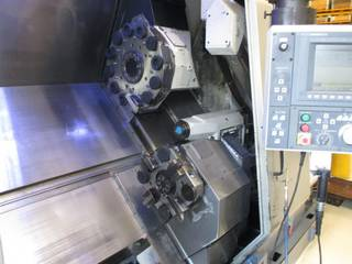 Lathe machine Okuma LU 300  MY - 2SC 1000-3