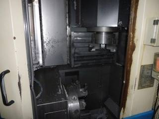 Lathe machine Okuma LVT 300 M-2