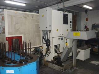 Lathe machine Okuma LVT 300 M-5